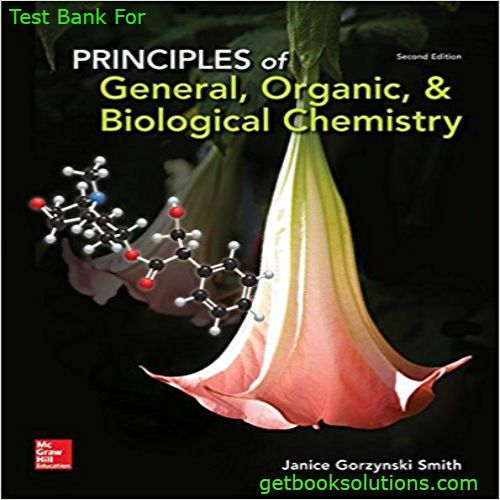 363 best testbank images on pinterest textbook banks and manual test bank for principles of general organic biological chemistry 2nd edition by janice smith fandeluxe Gallery