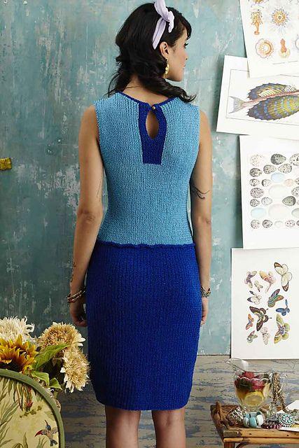 Ravelry: #17 Sheath Dress pattern by Mari Lynn Patrick