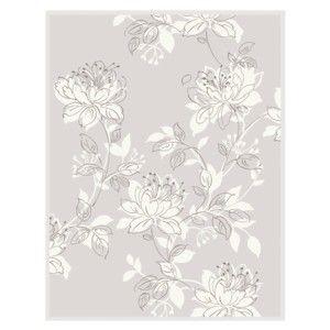 Deka Winter Blossom, 150x200 cm