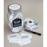 Wish Jar - Engagement