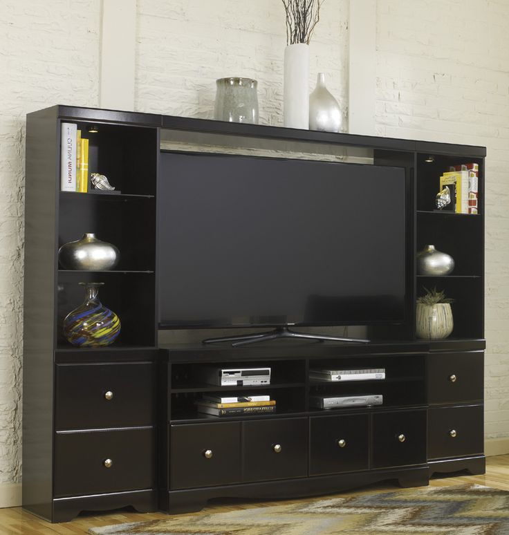 """Matching wall unit is available w/ choice of 50"""" and 60"""" TV stand!"""