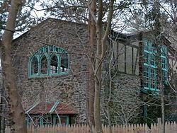 Thunderbird Lodge (Rose Valley, Pennsylvania) - Wikipedia, the free encyclopedia