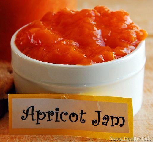 NO SUGAR ADDED. Homemade Apricot jam!!!