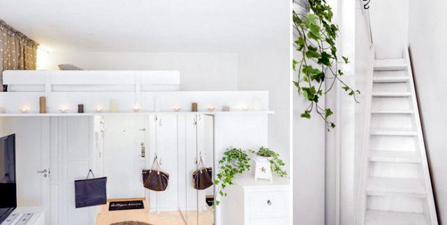 Petit appartement avec chambre en mezzanine (7)