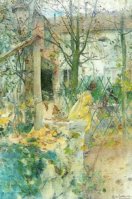 Carl Larsson 'Moter'
