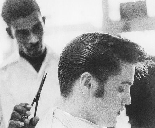 how to get elvis hair style 25 best ideas about barber haircuts on barber 4649