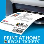 Did you know that you can print Costco's movie tickets at home?  I didn't until today!!  Regal Entertainment Group ePremiere Movie E-Tickets