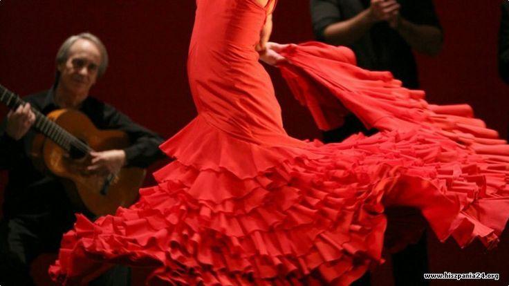 Flamenco Więcej informacji o Hiszpanii pod adresem http://www.hiszpania24.org/ciekawostki/flamenco