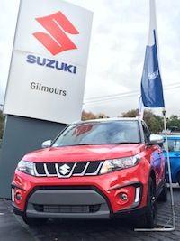 Vitara named Car of the Year - UK consumer awards