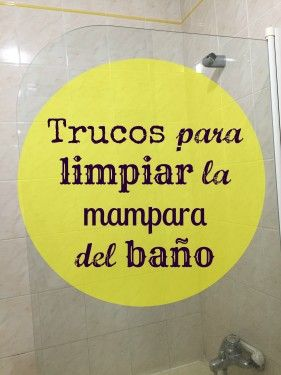 mapara baño