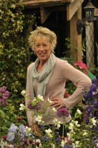 Carol Klein - Another brilliant gardener and wonderful presenter who makes you feel as though you can do anything you choose in your own garden, it's all about what pleases you.