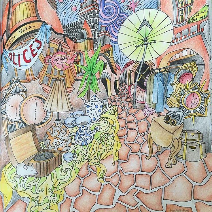 Portobello Road From The Magical City