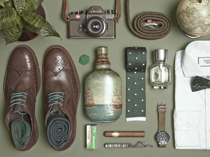Sam Thies Photography | Fashion | Styling | Masculine | Olive Green