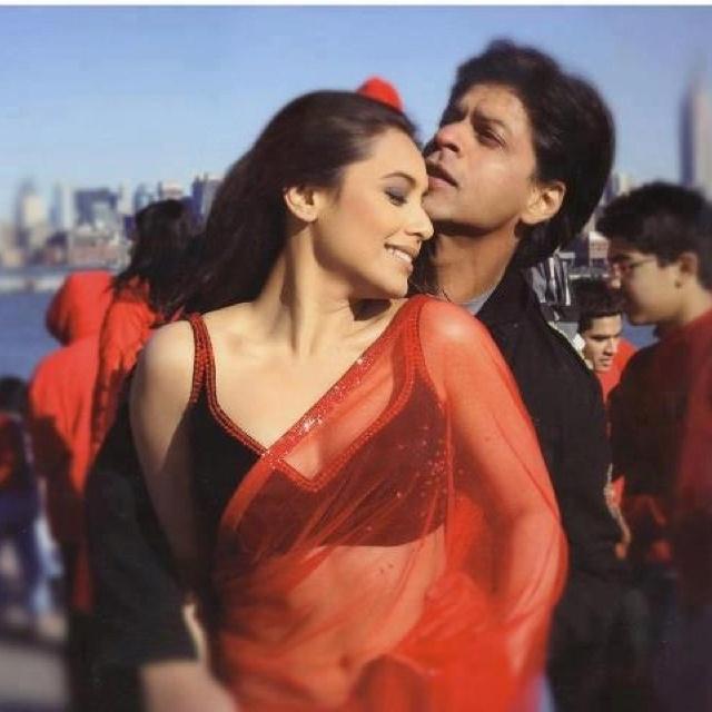 Rani and Shahrukh - Kabhi Alvida Naa Kehna (2006)
