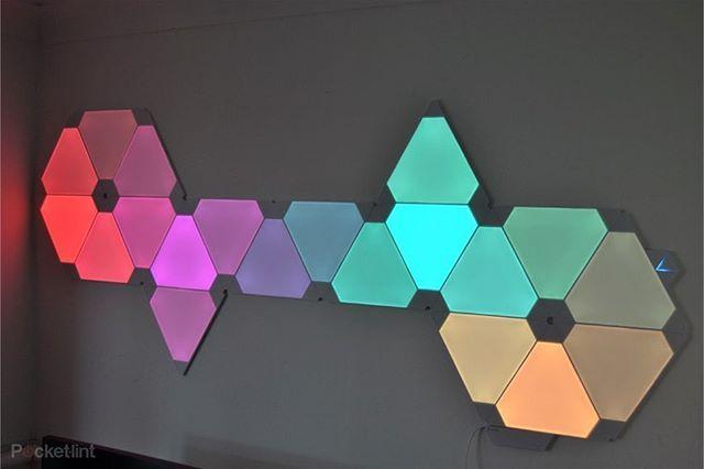 Nanoleaf Light Panels Nanoleaf lights, Light panels, Concept