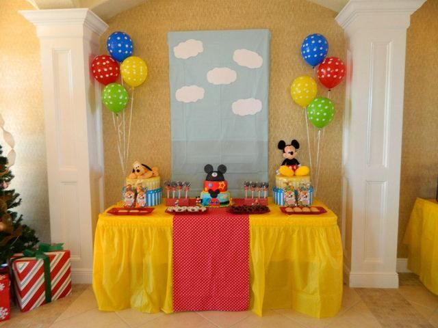Mickey Mouse Playhouse Disney Party #mickeymouse #party