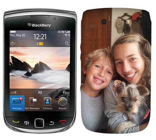 Custom / Personalised BlackBerry Torch 9800 Case by Smartprintshop, €9.99