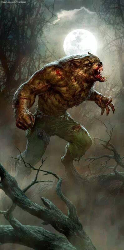 Werewolves of Chernobyl inspiration