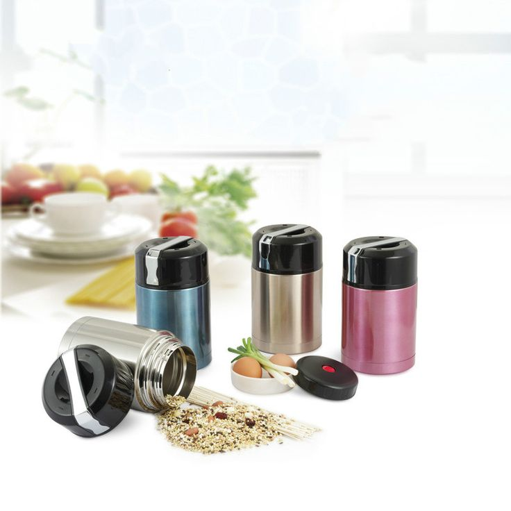 Hot Cold Food Thermos 800ml Stainless Steel Vacuum Insulated Lunch Box Thermos for Kids LunchBox with Christmas Gift-in Vacuum Flasks & Thermoses from Home & Garden on Aliexpress.com   Alibaba Group