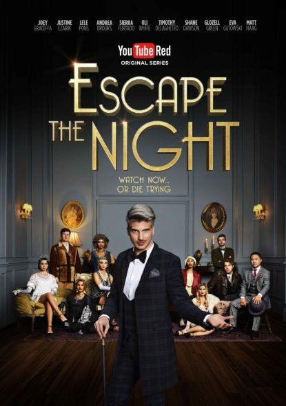 Watch the official trailer for the Escape the Night TV show. The adventure series premieres June 22nd on YouTube Red. Do you plan to stream Escape the Night?