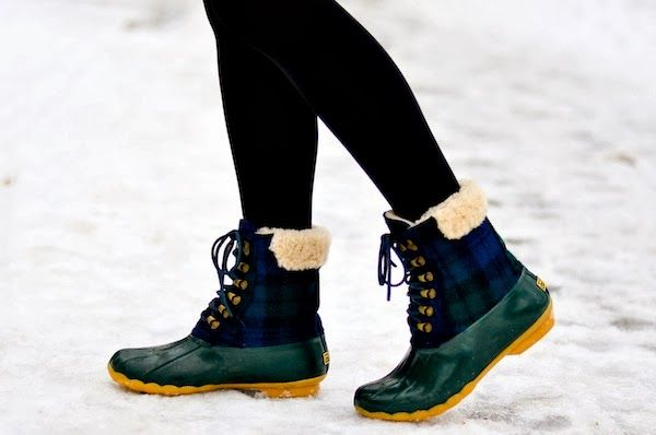 Good winter boots that will get you through slush, snow and ice for at least 2 winters. Bonus if they're lined with warm and comfy stuff!