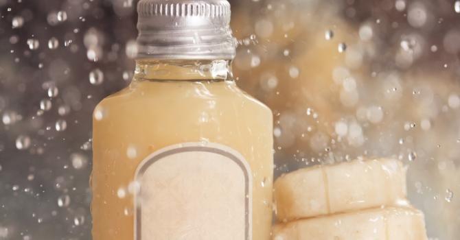 Recette de Masque conditionneur banane-miel pour cheveux abîmés. Facile et rapide à réaliser, goûteuse et diététique.