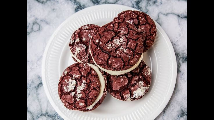 Softly textured and with a delicious filling these whoopie pies are the perfect dessert to get any party started. They're not at all hard to make and they're bound to satisfy your guests so stop wasting time and get these whoopie pies going! If you're looking for a sweet Valentine's Day gift take them into consideration too!  --------------------- Follow us on: Facebook: http://sodl.co/2dRsH0l Instagram: http://sodl.co/2eMvdCP  Twitter: https://twitter.com/sodlco  Pinterest…