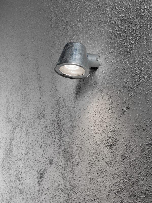 Cute LampenMaterialbeschreibung galvanisierter Stahl klares Acrylglas ReflektorMa e B T H ca ca Sortiment