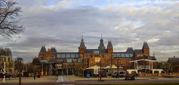Travel in Clicks: Amsterdam , Rijksmuseum