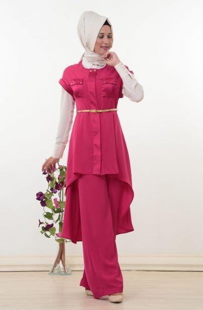 Yeni Sezon Kayra Bluz-Koyu Pembe KA-B4-16004-53   Fiyat : 368,00 TL Sipariş Link : http://bit.ly/1yMP2MX #moda #tasarım #tesettür #giyim #fashion #ınstagram #etek #tunik #kap #kampanya #woman #alışveriş #özel #zerafet #indirim #hijab Diğer Modeller için : http://bit.ly/WewrgQ #InstaSize