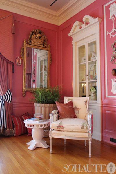 Maison de Luxe pink home lifestyle