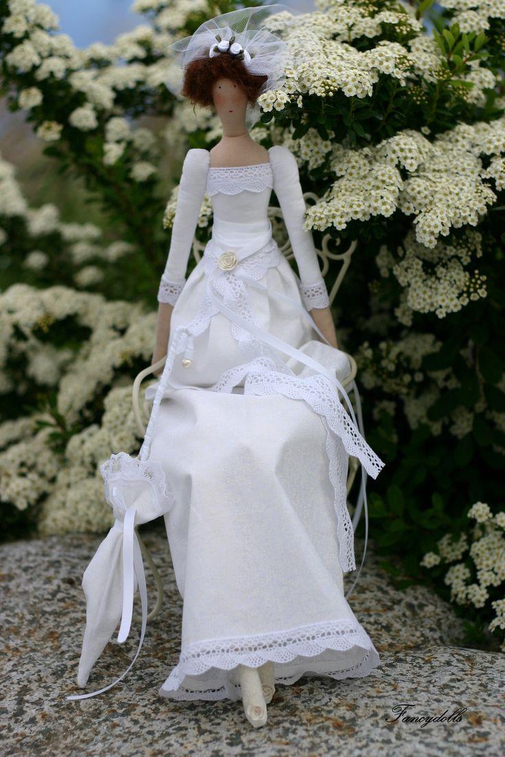 Невеста Юлия фантазией Куклы