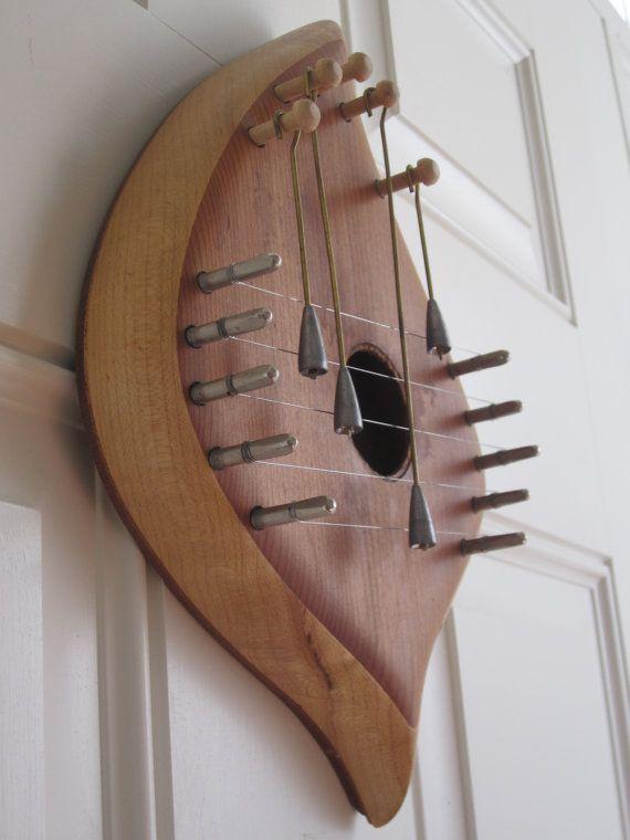 Door Harp by vintagewares on Etsy & 50 best Door Harps images on Pinterest | Harp Woodworking plans and ...