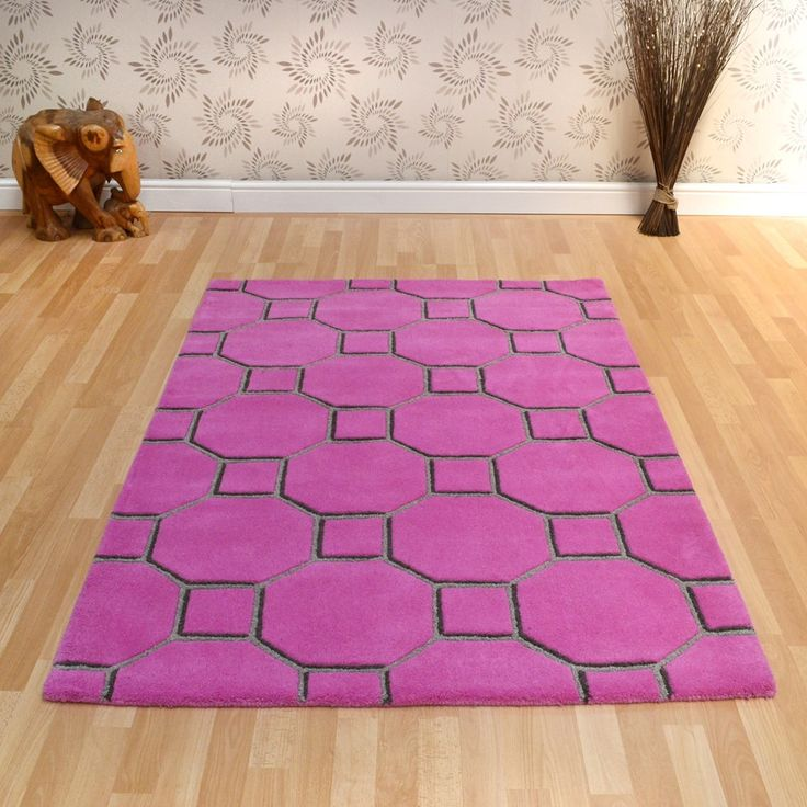 Matrix cassin rugs max09 pink buy online from the rug seller uk