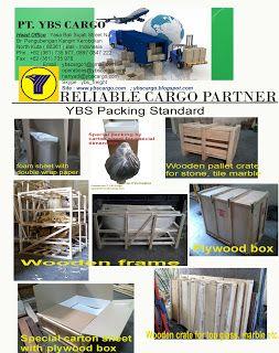 YBS Cargo, PT: All about PACKAGING STANDARD