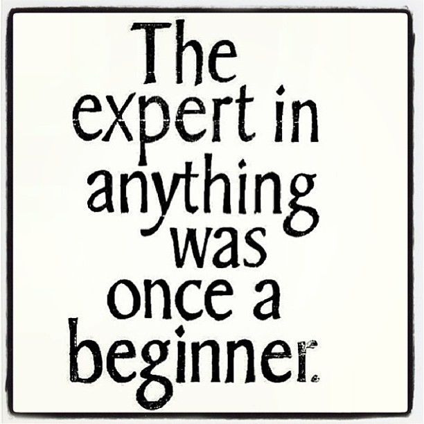 So true. Don't be afraid to try something new