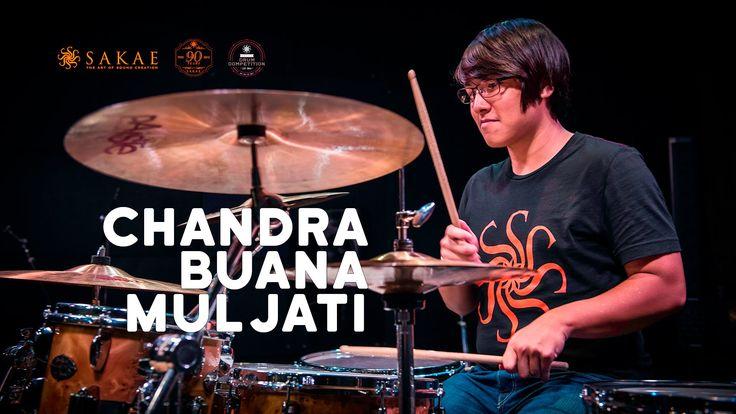 #SakaeDrumCompetition2015 #Final Chandra Buana Muljati - Chary Life by A...
