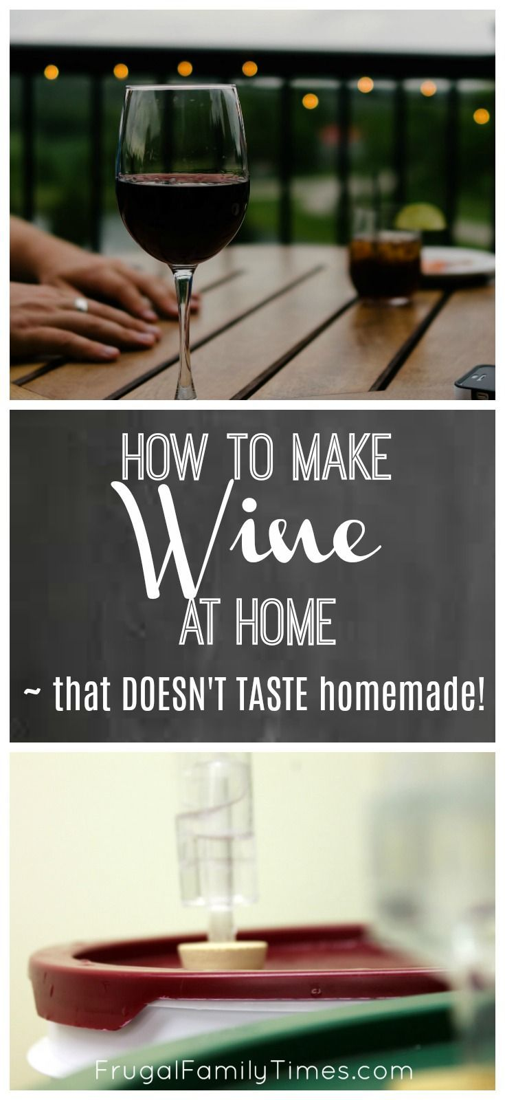 Home wine making and beer brewing recipes quality wine - How To Make Wine At Home That Doesn T Taste Homemade