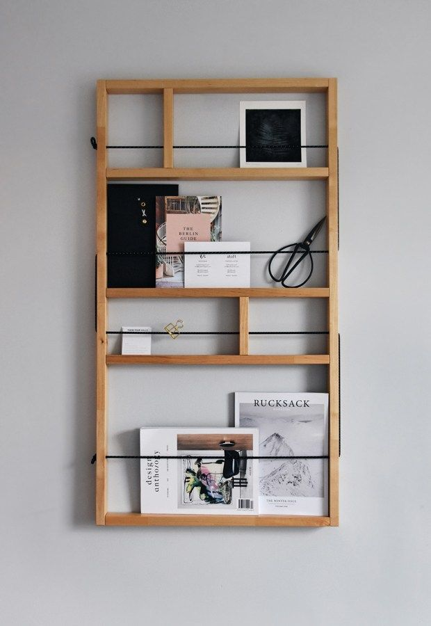 Home office styling with the IKEA x HAY 'YPPERLIG' range | These Four Walls blog