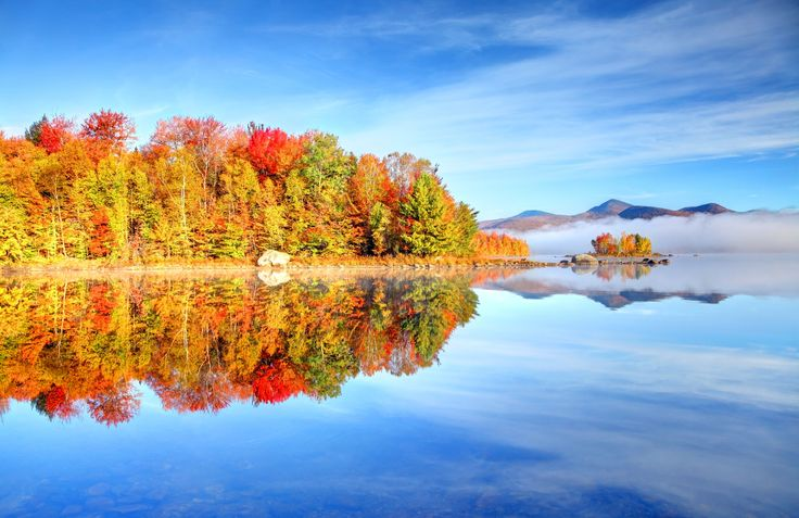 Plan your next getaway: We've rounded up the top places to go leaf-peeping in New York, Vermont, New Hampshire, Maine, Washington, Oregon, and more.
