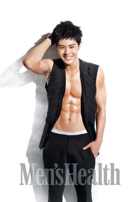 "桐俊被世界性的男性雜誌 ""Men's Health""看上!! @ ★Let's Fly' B1A4★ :: 痞客邦 PIXNET ::"