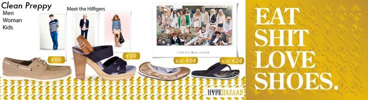 Hype Bazaar heeft je het gevoel alsof je aan het winkelen bent in New York of Parijs. De winkel verkoopt schoenen, jurken, blazers en jassen. Voor ieder die van mode houd is dit een waar wahalla. Hype Bazaar is gevestigd aan de Ziekerstraat 44. Info: www.hypebazaar.nl