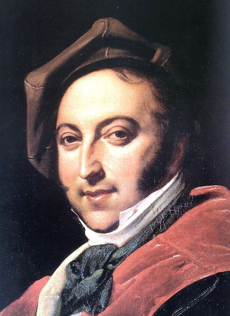 Rossini wrote 39 operas                                                                                                                                                                                 More