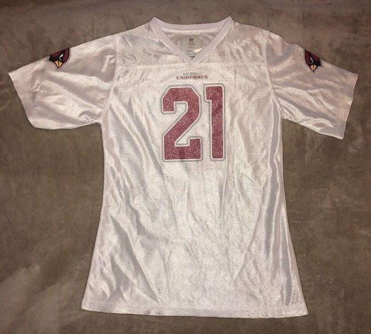 Patrick Peterson #21 Arizona Cardinals Kids NFL Jersey Girls XL 14/16    eBay