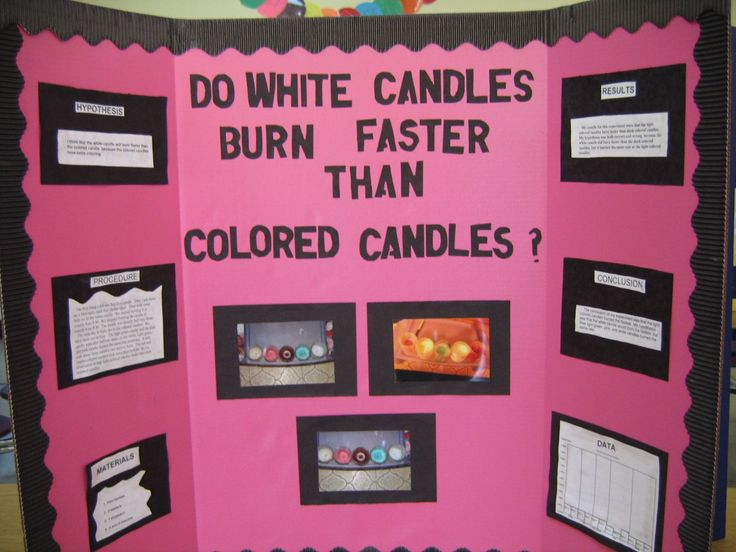 science fair projects for 8th grade - Google Search