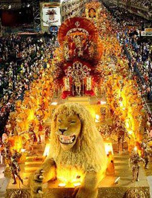 Carnaval, Rio, Brazil