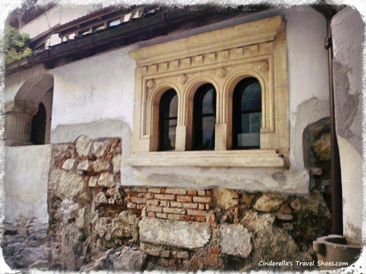 Inside of Bran castle