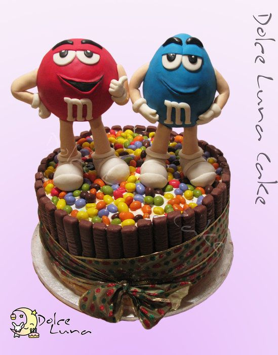 26 best all about m m 39 s images on pinterest meals cakes for Decoration gateau m m s