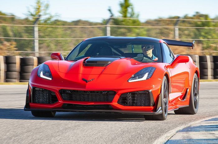 2020 Chevrolet Corvette Stingray Concept Release Date Price