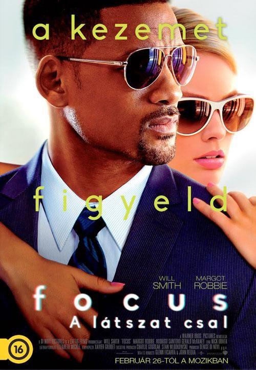 Focus: A látszat csal (2015) borító
